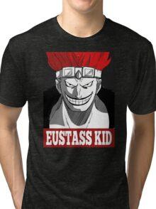 Eustass Kid Tri-blend T-Shirt
