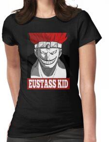 Eustass Kid Womens Fitted T-Shirt