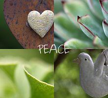 Peace  - JUSTART ©  by JUSTART