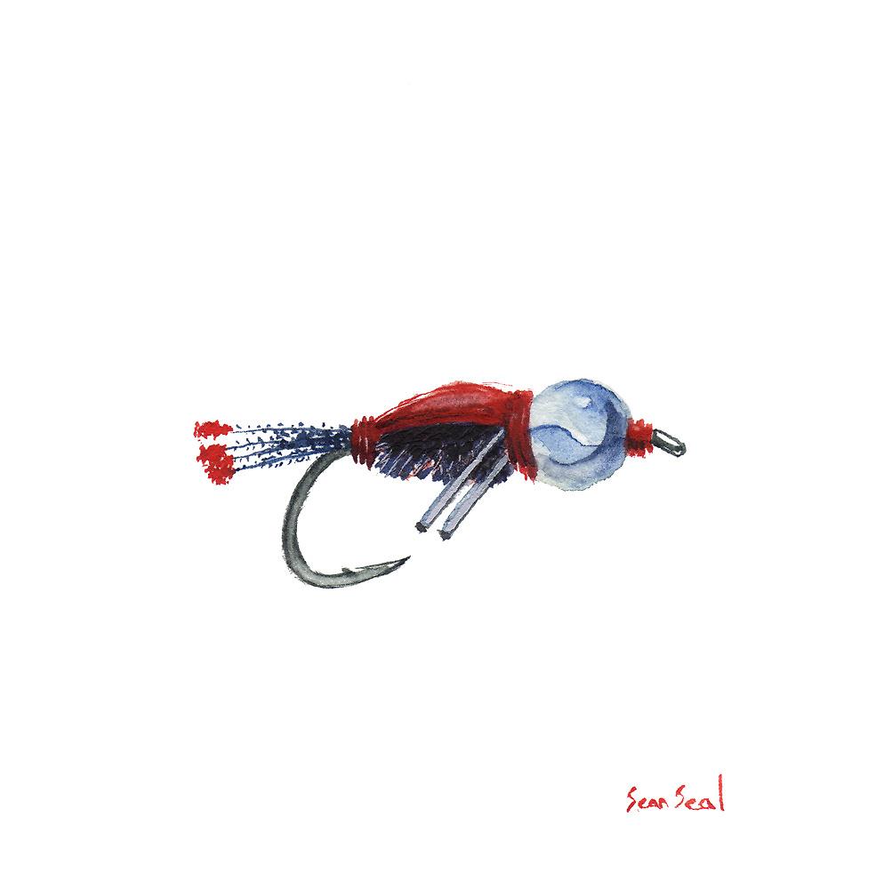 American Bead Head by Sean Seal