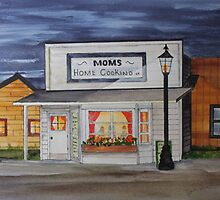 Moms Home Cooking by Jack G Brauer