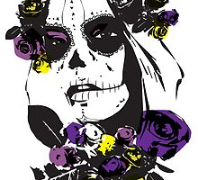 Day of the dead #1 by AM Gallery