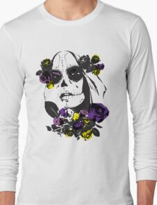 Day of the dead #1 Long Sleeve T-Shirt