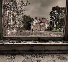 Larundel Mental Asylum by Jocelyn  Parry-Jones