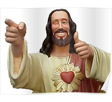buddy christ Poster