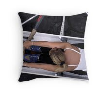Pull Throw Pillow