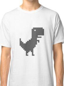 Pixel T-Rex Classic T-Shirt