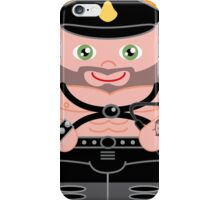 Leo the Leather Man iPhone Case/Skin