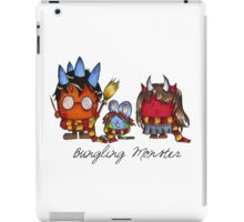Bungling Monster - Harry Potter iPad Case/Skin