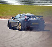 Lotus Evora by Nigel Bangert