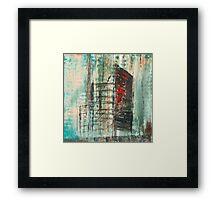 New York Series 2015 001 Framed Print