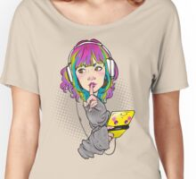 Shhh. Gaming. Women's Relaxed Fit T-Shirt