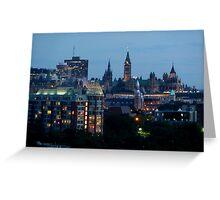Ottawa Greeting Card