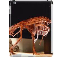 Ancient Edmontosaurus iPad Case/Skin