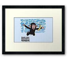 Banana Nirvana Framed Print