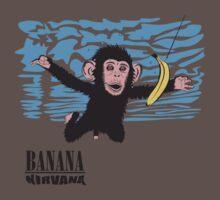 Banana Nirvana One Piece - Short Sleeve