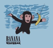 Banana Nirvana Kids Tee
