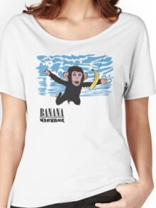Banana Nirvana Women's Relaxed Fit T-Shirt