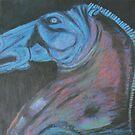 Pathenon Horse Head by George Hunter