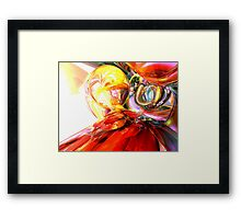 The Method Abstract Framed Print