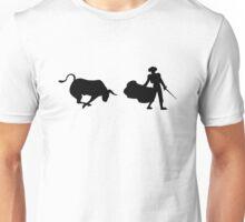 Matador and Bull Unisex T-Shirt