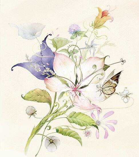 Цветы от Наташи Tabatchikova