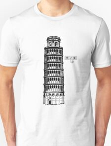 The Leaning Tower of Pisa: Explained T-Shirt