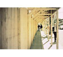 """Shining Bright Despite The Plight"" - Downtown Ottawa Photographic Print"