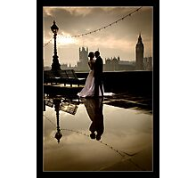 Love in London Photographic Print