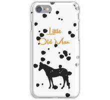 Little old man - Pippi Longstocking iPhone Case/Skin