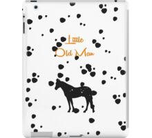 Little old man - Pippi Longstocking iPad Case/Skin