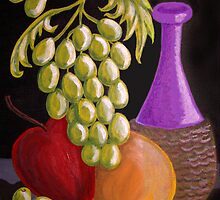 """Wine Art 2"" by Steve Farr"