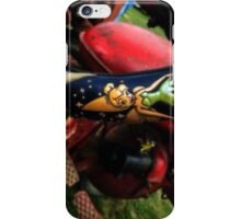 Farming with Tinker Bell  iPhone Case/Skin