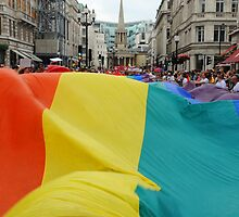 Gay Pride 2011 London  by Stung  Photography