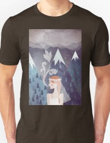 About love Unisex T-Shirt