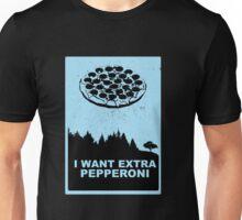 Xtra-Pepperoni Unisex T-Shirt