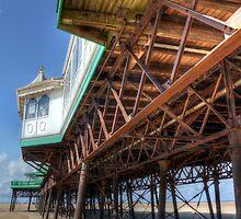 St. Annes Pier - Lytham by Victoria limerick