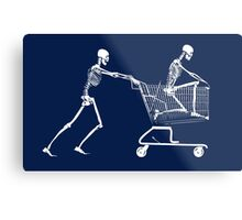 Retail Therapy Metal Print