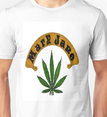 Mary Jane Unisex T-Shirt