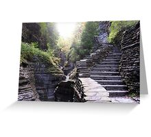 Watkins Glen 1 Greeting Card