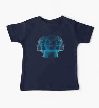 Faces Baby Tee