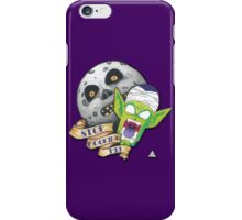 Mocking Moon iPhone Case/Skin