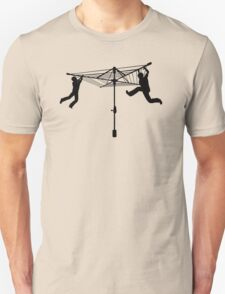 Merry Go Hills Hoist Unisex T-Shirt