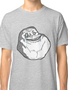 Forever Alone Dynamic Design Classic T-Shirt