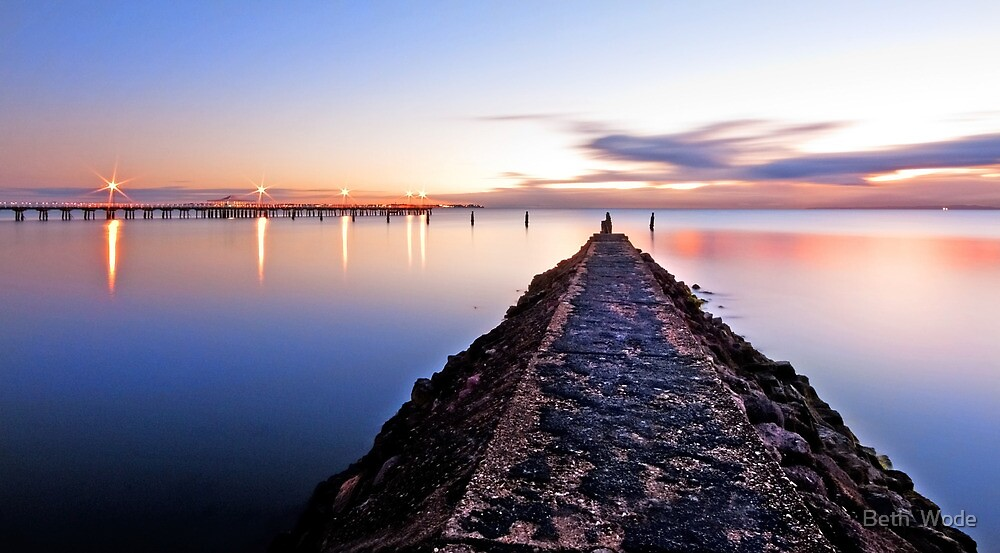 Shorncliffe Sunrise by Beth  Wode