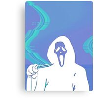 Ghostface Gang Canvas Print