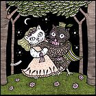 Owl &amp; The Pussycat Waltz by Anita Inverarity