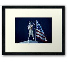 The Rocketeer Framed Print