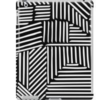 Strypes BW iPad Case/Skin