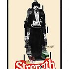 Dada Tarot-Strength by Peter Simpson